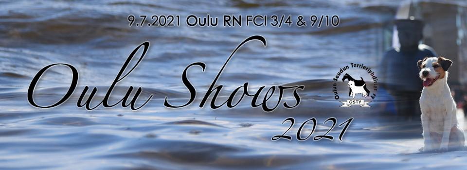 Oulu Shows – Oulu RN 9.7.2021